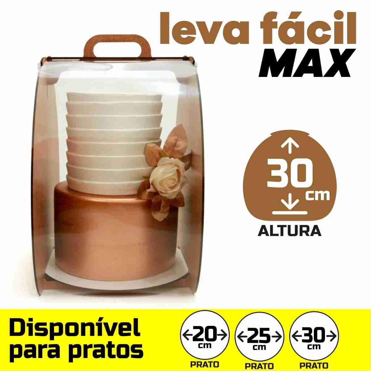 Leva Fácil MAX - Altura 30cm